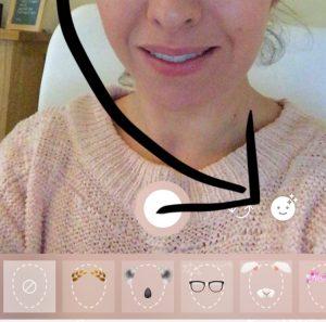 ig, insta, instagram, face filters, snapchat, ig filters, snapchat filters, katie colella social