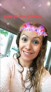 ig, instagram, insta, snapchat, ig features, face filters, instagram filters, snapchat filters, katie colella social
