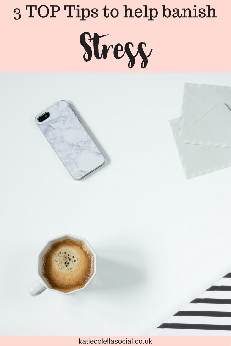 stress, female entrepreneur, katie colella social, VA, virtual assistant, social media assistant