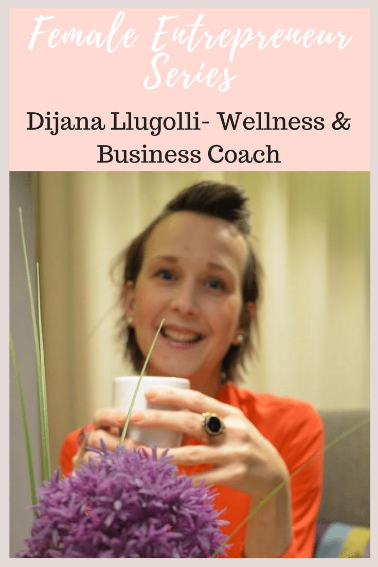 katie colella, business mentor, dijana llugolli, female entrepreneur, video series